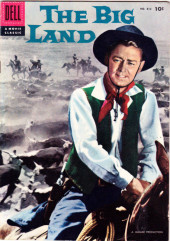 Four Color Comics (Dell - 1942) -812- The Big Land