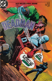 Deadman (1985) -4- Deadman #4