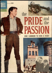 Four Color Comics (Dell - 1942) -824- The Pride and the Passion