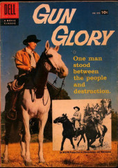 Four Color Comics (Dell - 1942) -846- Gun Glory