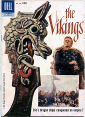 Four Color Comics (Dell - 1942) -910- The Vikings