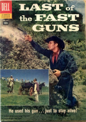 Four Color Comics (Dell - 1942) -925- Last of the Fast Guns