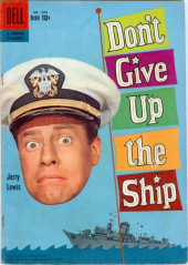 Four Color Comics (Dell - 1942) -1049- Don't Give Up The Ship