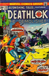 Astonishing tales Vol.1 (Marvel - 1970) -28- Five to one, Deathlok...five in one...