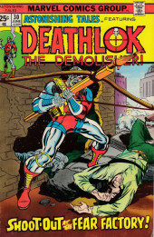 Astonishing tales Vol.1 (Marvel - 1970) -30- Shoot-Out At the Fear Factory!