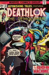 Astonishing tales Vol.1 (Marvel - 1970) -33- The God Machine!