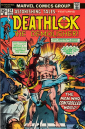 Astonishing tales Vol.1 (Marvel - 1970) -34- The Man Who Controlled the World!