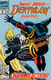 Couverture de Deathlok (1991) -10- Wake up! It's time to die!