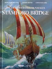 Les grandes batailles navales -6- Stamford Bridge