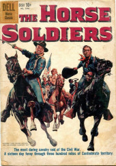 Four Color Comics (Dell - 1942) -1048- The Horse Soldiers