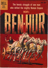 Four Color Comics (Dell - 1942) -1052- MGM's Ben-Hur