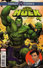 Totally Awesome Hulk (The) (2016) -HS- Timely Comics: The Totally Awesome Hulk No. 1