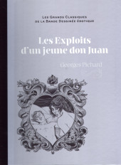 Les grands Classiques de la Bande Dessinée érotique - La Collection -5072- Les exploits d'un jeune don juan