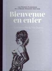Les grands Classiques de la Bande Dessinée érotique - La Collection -5173- Bienvenue en enfer