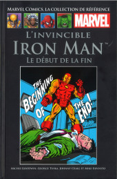 Marvel Comics - La collection (Hachette) -106XV- L'Invincible Iron Man - Le Début de la Fin