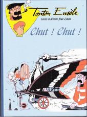 Tonton Eusèbe (Les aventures de) -4- Chut ! chut !