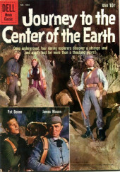 Four Color Comics (Dell - 1942) -1060- Journey to the Center of the Earth