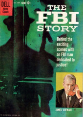 Four Color Comics (Dell - 1942) -1069- The FBI Story
