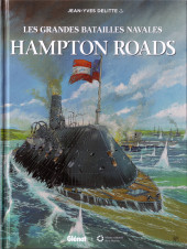 Les grandes batailles navales -7- Hampton roads