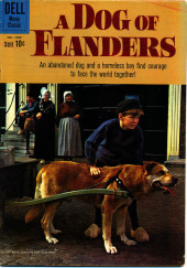 Four Color Comics (Dell - 1942) -1088- A Dog Of Flanders