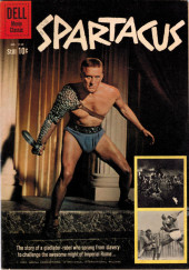 Four Color Comics (Dell - 1942) -1139- Spartacus