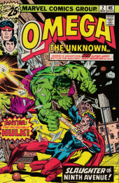 Omega the Unknown (1976) -2- Welcome to Hell's kitchen