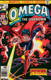 Omega the Unknown (1976) -5- Through the rat hole into the cat's lair