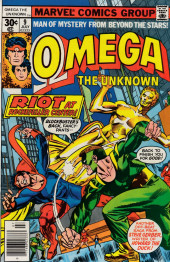 Omega the Unknown (1976) -9- Fightin' fools