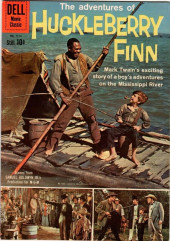 Four Color Comics (Dell - 1942) -1114- The Adventures of Huckleberry Finn
