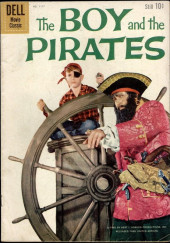 Four Color Comics (Dell - 1942) -1117- The Boy and the Pirates