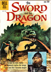 Four Color Comics (Dell - 1942) -1118- The Sword and The Dragon