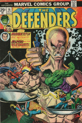 Defenders (The) (1972) -16- Alpha, the ultimate mutant