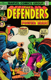 Defenders (The) (1972) -17- Power play!