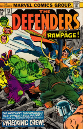Couverture de Defenders (The) (1972) -18- Rampage