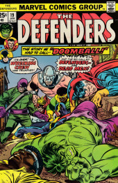 Defenders (The) (1972) -19- doomball