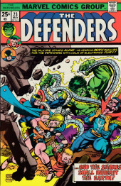 Defenders (The) (1972) -23- The snakes shall inherit the earth