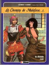 Les chemins de Malefosse -1a1985- Le diable noir