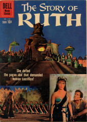 Four Color Comics (Dell - 1942) -1144- The Story of Ruth