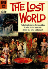 Four Color Comics (Dell - 1942) -1145- The Lost World