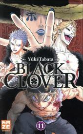 Black Clover -11- Tome 11