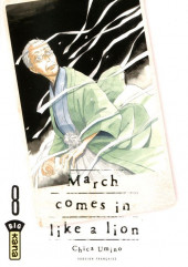 March comes in like a lion -8- Tome 8