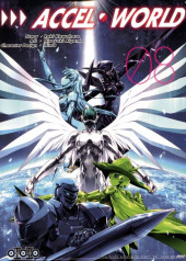 Accel World -8- Tome 8