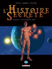 L'histoire secrète -0- Les Ivoires de Thot