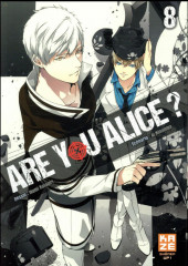 Are you Alice ? -8- Tome 8