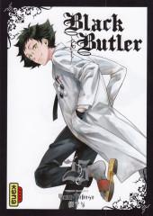 Black Butler -25- Black Burglar