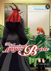 Ancient Magus Bride (The) -8- Tome 8