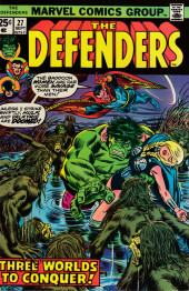 Defenders (The) (1972) -27- Three worlds to conquer!