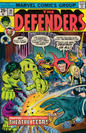 Defenders (The) (1972) -30- gold diggers of fear