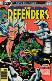 Defenders (The) (1972) -38- Exile to oblivion