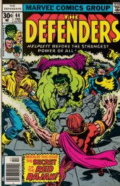 Defenders (The) (1972) -44- Rage of the rajah